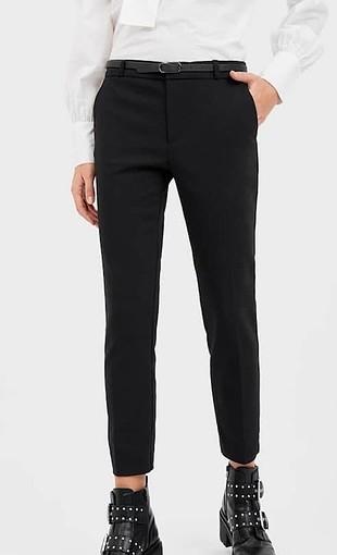 Stradivarius siyah pantolon