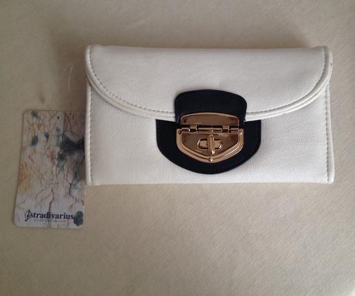 Beyaz cüzdan