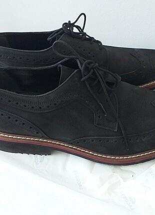 Deri ayakkabi