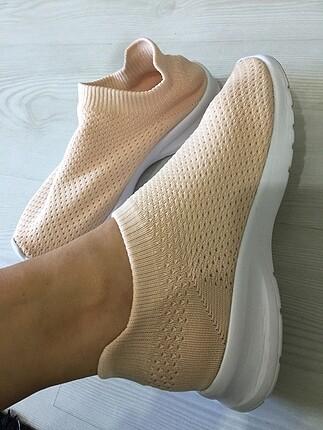 Çorap spor ayakkabı