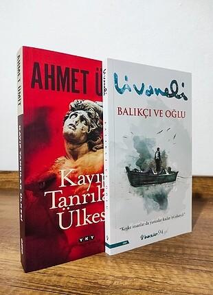 Zülfü Livaneli ve Ahmet Ümit