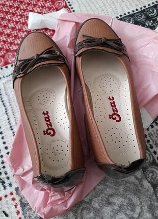 Bayan ayakkabı ürün yenidir