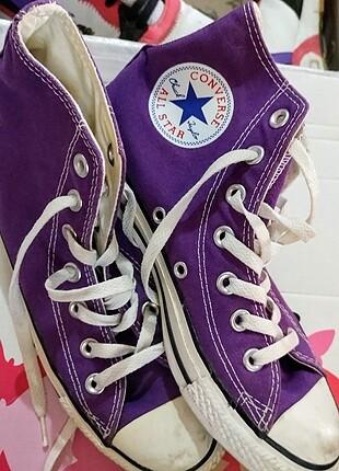 Converse All Star orijinal 37 numara ayakkabı
