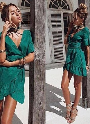 Etika Elbise bedeni S veya M her ikisinede uyar