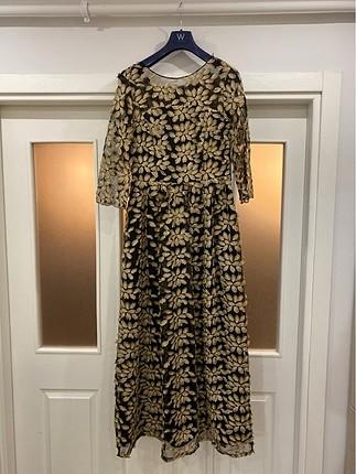 Roman Yeni Gece Elbisesi