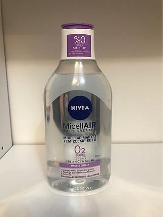 Nivea Makyaj Temizleme Suyu
