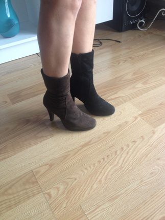 2 adet çizme