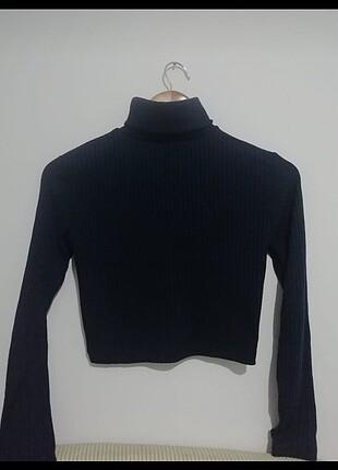 Crop bluz