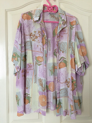 Vintage gömlek/kimono