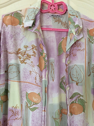 Vintage Love Vintage gömlek/kimono