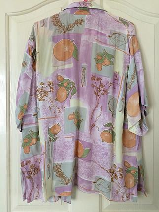 universal Beden Vintage gömlek/kimono