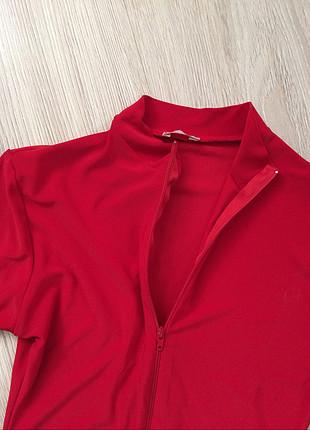 Markasız Ürün Tiny red monica bodysuit