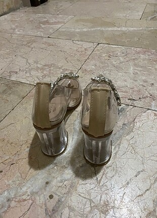 Prenses model ayakkabı