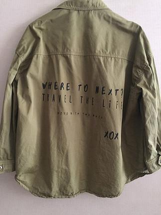 Kot gömlek/ceket