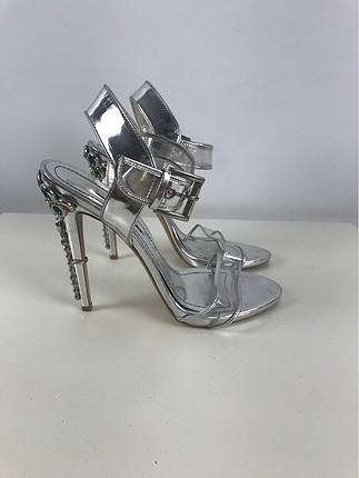 40 Beden Topuklu Ayakkabı