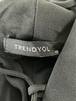 40 Beden siyah Renk Şık Elbise