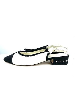Kısa Topuk Sandalet