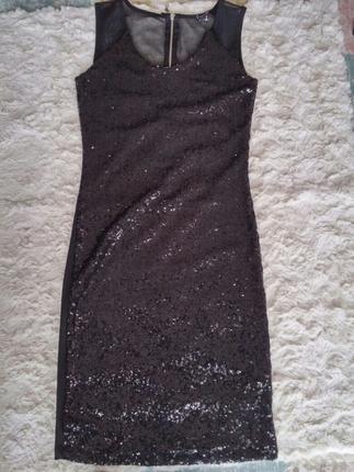 siyah sifir elbise