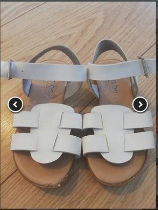 temiz sandalet