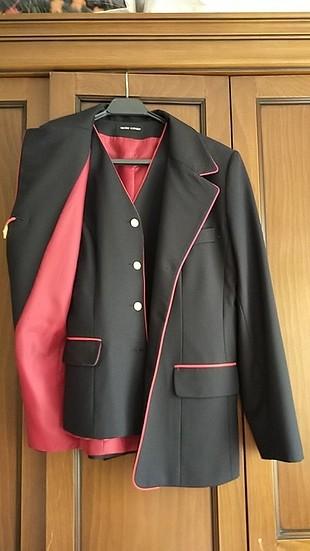 Ceket yelek takımı