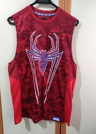 MARVEL Spiderman Avengers Spor T-shirt