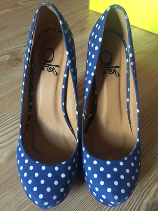 M37 numara- KOTON ole topuklu ayakkabı