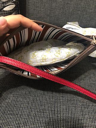 Guess el çantası