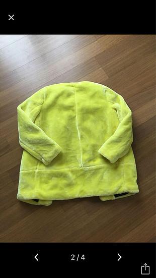Zara sarı kürl