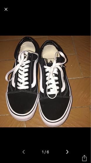 Vans Old Skool Vans Spor Ayakkabı %35 İndirimli Gardrops