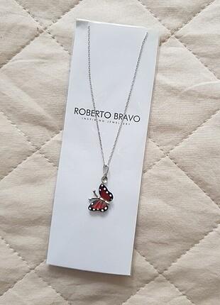 Roberto bravo kelebek pırlanta takı