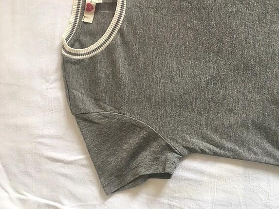 s Beden Koton T-shirt