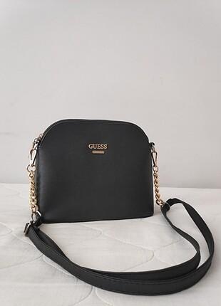 Siyah zarif çanta