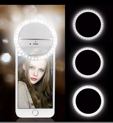 Selfi led lambası