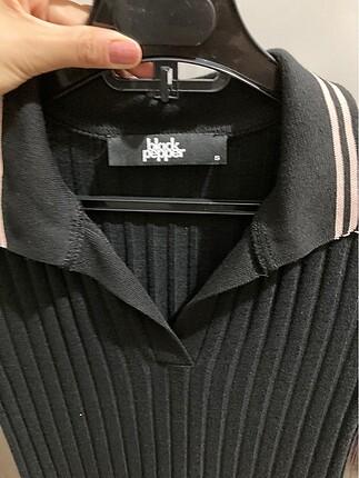 s Beden siyah Renk Elbise