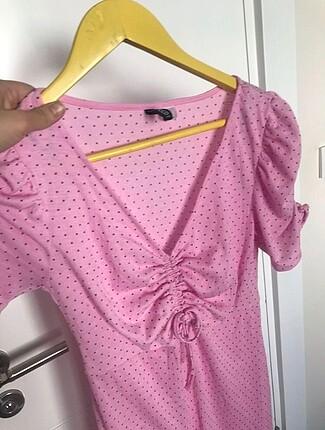 m Beden H&M yazlık elbise