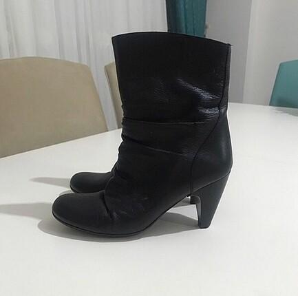 Togo siyah çizme
