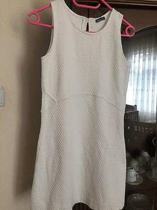 Yazlık kısa elbise