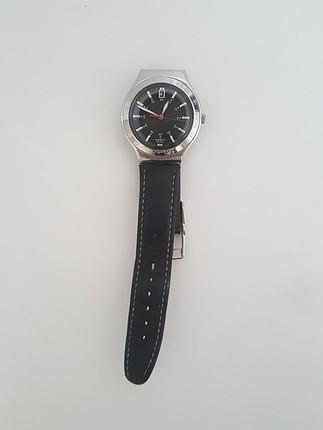 Swatch siyah saat
