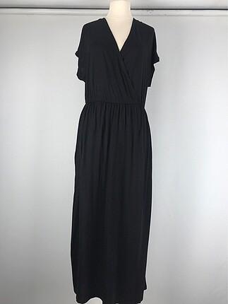 V Yaka Basic Elbise