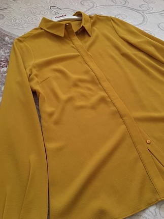 Hardal gömlek