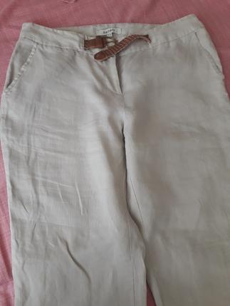yazlik keten pantolon