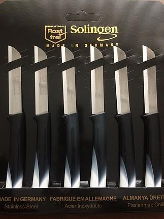 Solingen meyve bıçağı