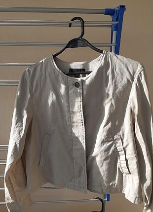 Uniqlo hafif ceket blazer kaliteli