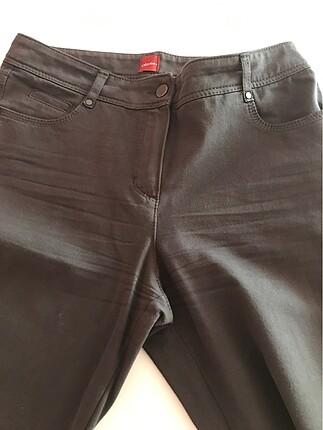 Kanvas pantalon mevsimlik