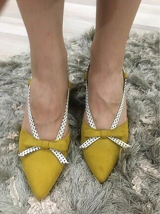 Puanlı ayakkabı