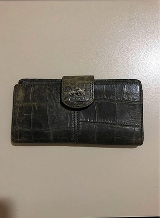 Coach cüzdan