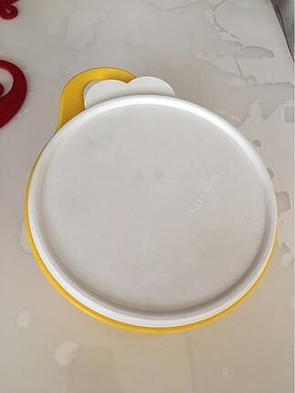 Tupperware saklama kabı