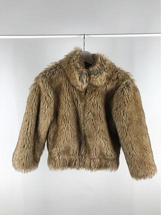 Kısa Tüylü Ceket