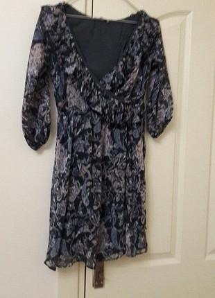 Kısa elbisem