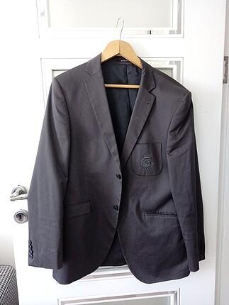 Marengo marla çok sıkot ceket sorunsuzdur rengi parlak koyu grid